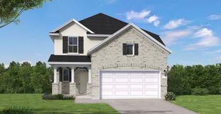 Axtell - The Meadows at Imperial Oaks 40': Conroe, Texas - Coventry Homes
