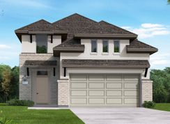 Wingate - The Meadows at Imperial Oaks 40': Conroe, Texas - Coventry Homes
