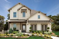 Wolf Ranch 46' Patio Homes by Coventry Homes in Austin Texas