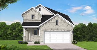 Covington - The Meadows at Imperial Oaks 40': Conroe, Texas - Coventry Homes