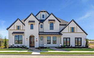 Viridian Island 70' Homesites by Coventry Homes in Fort Worth Texas