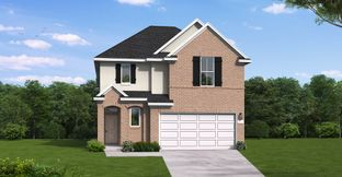 Bloomburg - Grand Central Park 40': Conroe, Texas - Coventry Homes