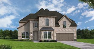 Eagle Mountain - Dominion of Pleasant Valley 60': Wylie, Texas - Coventry Homes