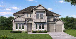 Caddo - Barrington at Lantana 50' Homesites: Lantana, Texas - Coventry Homes
