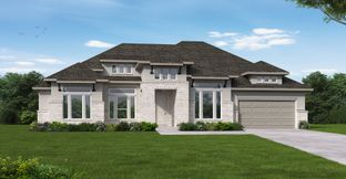Woodway - Towne Lake 80': Cypress, Texas - Coventry Homes
