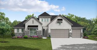 Pittsburg - Firethorne West 70': Katy, Texas - Coventry Homes