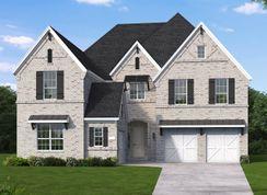 Hemphill - Saddle Star Estates: Rockwall, Texas - Coventry Homes