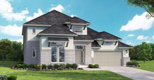 Murchison - The Meadows at Imperial Oaks 60': Conroe, Texas - Coventry Homes
