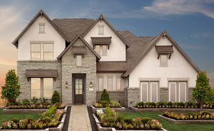 The Highlands 60' by Coventry Homes in Houston Texas