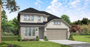 Milano - Palmera Ridge 60': Leander, Texas - Coventry Homes