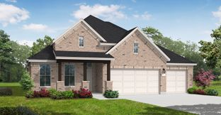 Crawford - Park/Lakeside at Blackhawk 70': Pflugerville, Texas - Coventry Homes