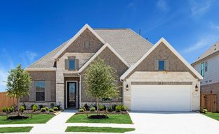 Candela 60' by Coventry Homes in Houston Texas