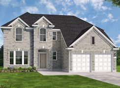 Gentry III - Pomona 55': Manvel, Texas - Coventry Homes