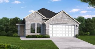 Cedar Park - Pomona 50': Manvel, Texas - Coventry Homes