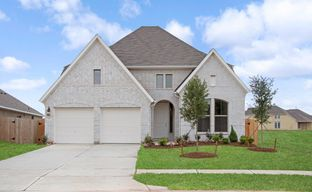 Grand Mission Estates 40' by Coventry Homes in Houston Texas