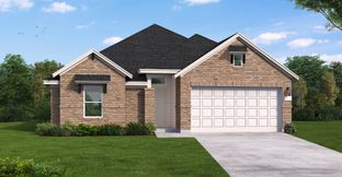 DeSoto - Santa Rita Ranch South 50': Liberty Hill, Texas - Coventry Homes