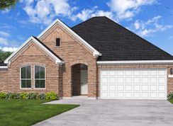 Spearman - Dellrose 55': Hockley, Texas - Coventry Homes