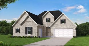 Scottsville - Enclave at Longwood: Cypress, Texas - Coventry Homes