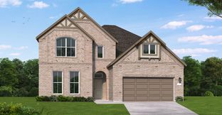 Whitney - Harvest Green 55': Richmond, Texas - Coventry Homes