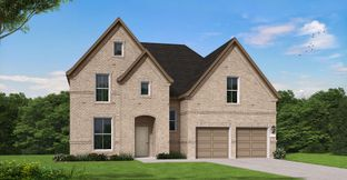 Worth - Harvest Green 55': Richmond, Texas - Coventry Homes