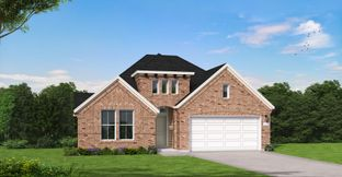 Avery - Towne Lake 60': Cypress, Texas - Coventry Homes