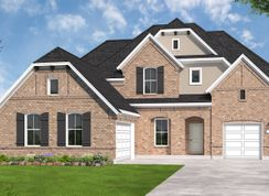 Marion - Towne Lake 60': Cypress, Texas - Coventry Homes
