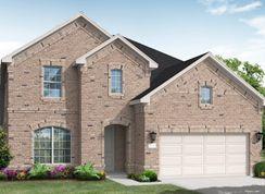 Benbrook - Seventeen Lakes 50' Homesites: Roanoke, Texas - Coventry Homes