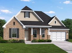 Tilden - Enclave at Longwood: Cypress, Texas - Coventry Homes