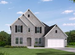 Quail - Meridiana 60': Iowa Colony, Texas - Coventry Homes