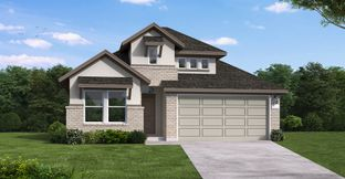 Carmine - The Meadows at Imperial Oaks 50': Conroe, Texas - Coventry Homes