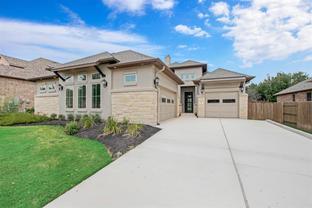 Burkett - Palmera Ridge 60': Leander, Texas - Coventry Homes