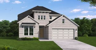 Granger - Bindseil Farms: Schertz, Texas - Coventry Homes