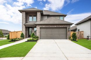 Covington - Veranda 45': Richmond, Texas - Coventry Homes