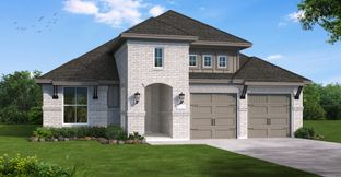 Commerce - Trailwood 50' & 60' Homesites: Roanoke, Texas - Coventry Homes
