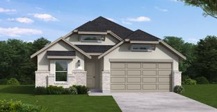 Yorktown - The Highlands 60': Porter, Texas - Coventry Homes