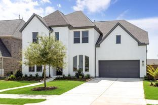 Briggs - Candela 60': Richmond, Texas - Coventry Homes