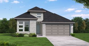 Linden - The Highlands 60': Porter, Texas - Coventry Homes