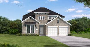 Inwood - Santa Rita Ranch South 50': Liberty Hill, Texas - Coventry Homes