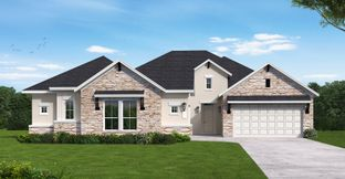 Greystone - Double Eagle Ranch: Cedar Creek, Texas - Coventry Homes