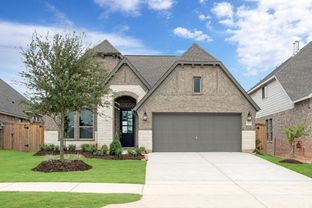 Wimberley - Candela 50': Richmond, Texas - Coventry Homes