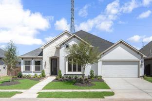 Lovelady - Cane Island 70': Katy, Texas - Coventry Homes