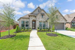 Anson - Meridiana 60': Manvel, Texas - Coventry Homes