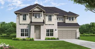 Briggs - Veranda 65': Richmond, Texas - Coventry Homes