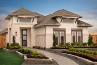 Artavia 40' by Coventry Homes in Houston Texas