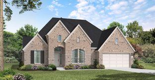 Tomball - Pomona 60': Manvel, Texas - Coventry Homes