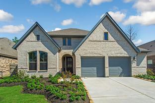 Justin - Artavia 55': Conroe, Texas - Coventry Homes