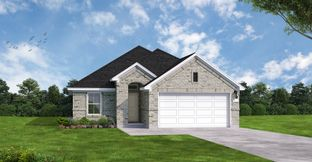 Brownsboro - Stillwater Ranch 45': San Antonio, Texas - Coventry Homes