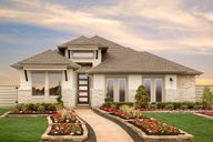 The Highlands 45' by Coventry Homes in Houston Texas