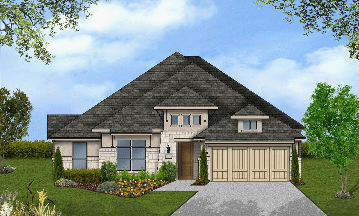 Canyon Falls By Coventry Homes