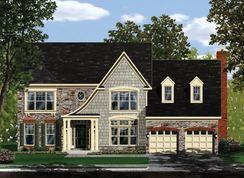 Chevy Chase II - Floor Plan - Craftmark Homes - Custom Build on Your Lot (Leesburg): Leesburg, District Of Columbia - Craftmark Homes